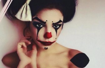 Ideas for Halloween make-up.